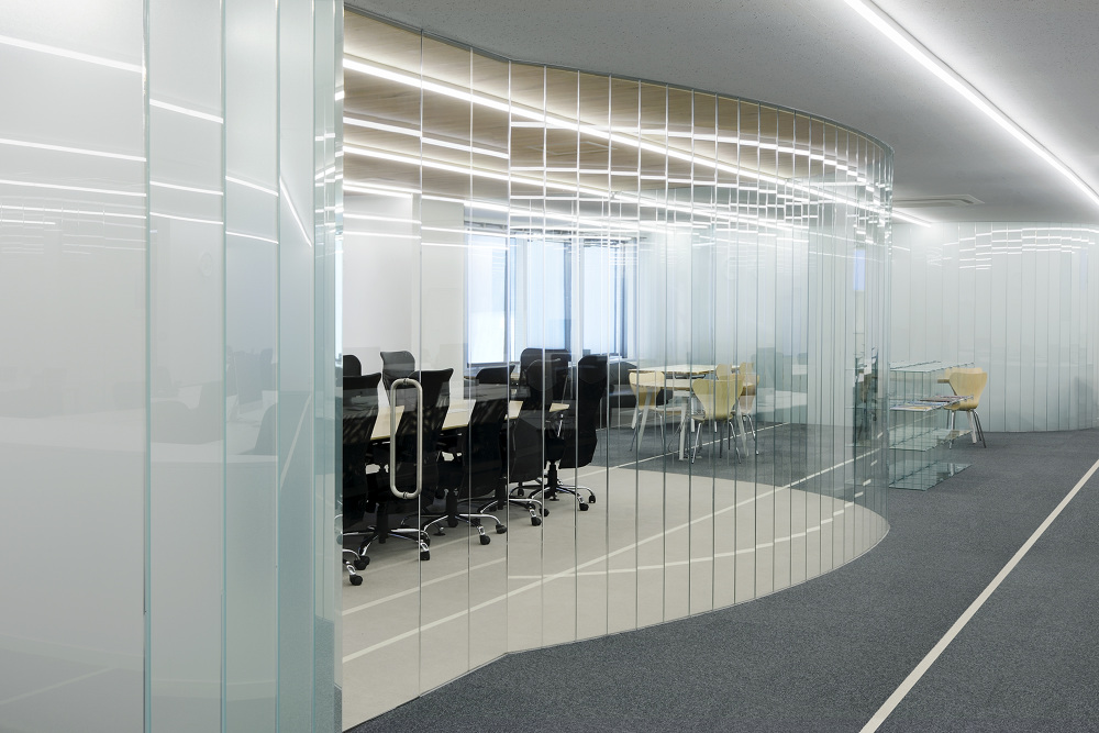 designer office space. Simple Designer The Main Open Office Space Contains A Mixture Of Fixed And Flexible Desk  Spaces To Offer More Fluid Options For Various Work Styles And Designer Office Space