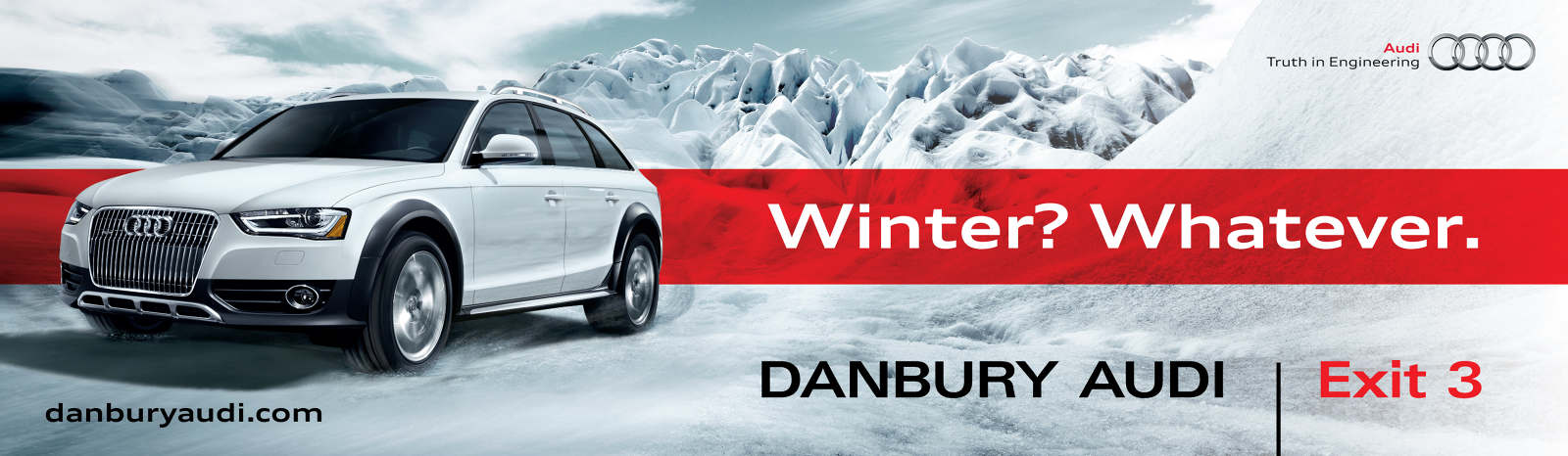Danbury Audi Tom Kidwell ArtCreative Director - Audi danbury